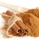 Cinnamon used to make flavored honey