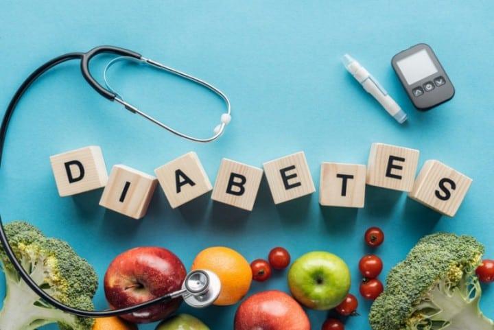 Diabetes In Letters